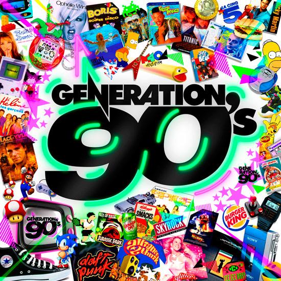 tag génération 90s