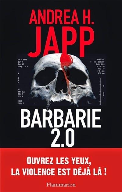couverture barbarie 2.0 andrea Japp