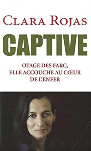 couverture livre captive clara rojas