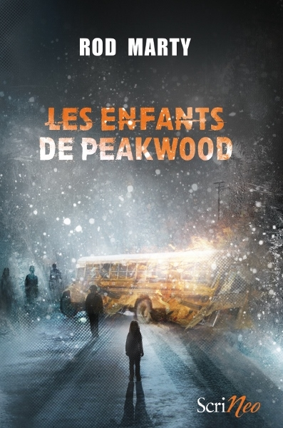 couverture les enfants de peakwood rod marty