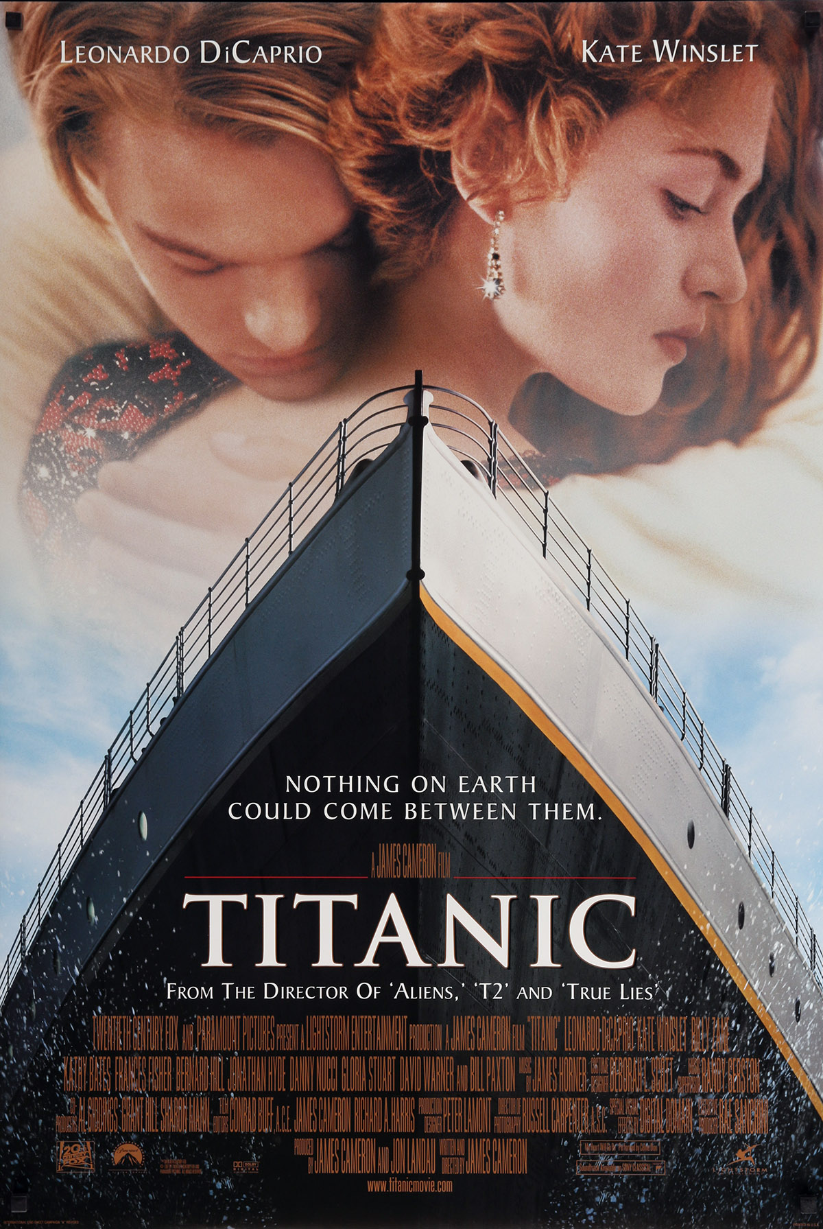 affiche film titanic