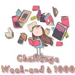 Challenge Littéraire - Weekend à 1000 #4