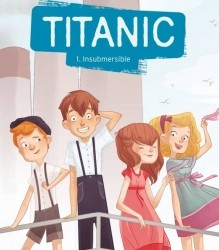 Titanic, tome 1 : Insubmersible de Gordon Korman