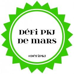 Défi PKJ - Mars 2017