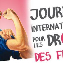 Journée internationale des femmes 2017
