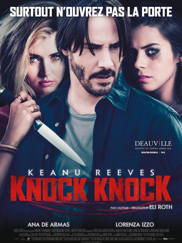 affiche knock knock eli roth
