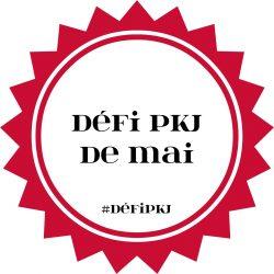 Défi PKJ - Mai 2017