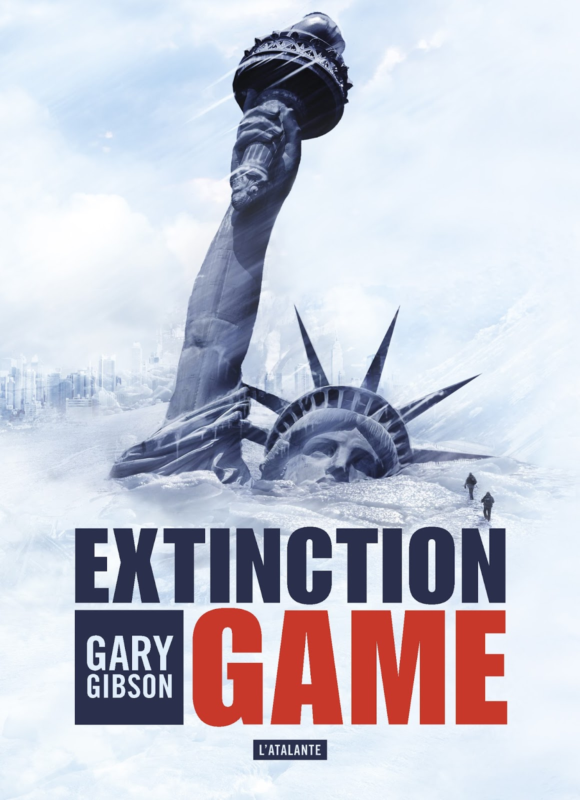 couverture extinction gary gibson