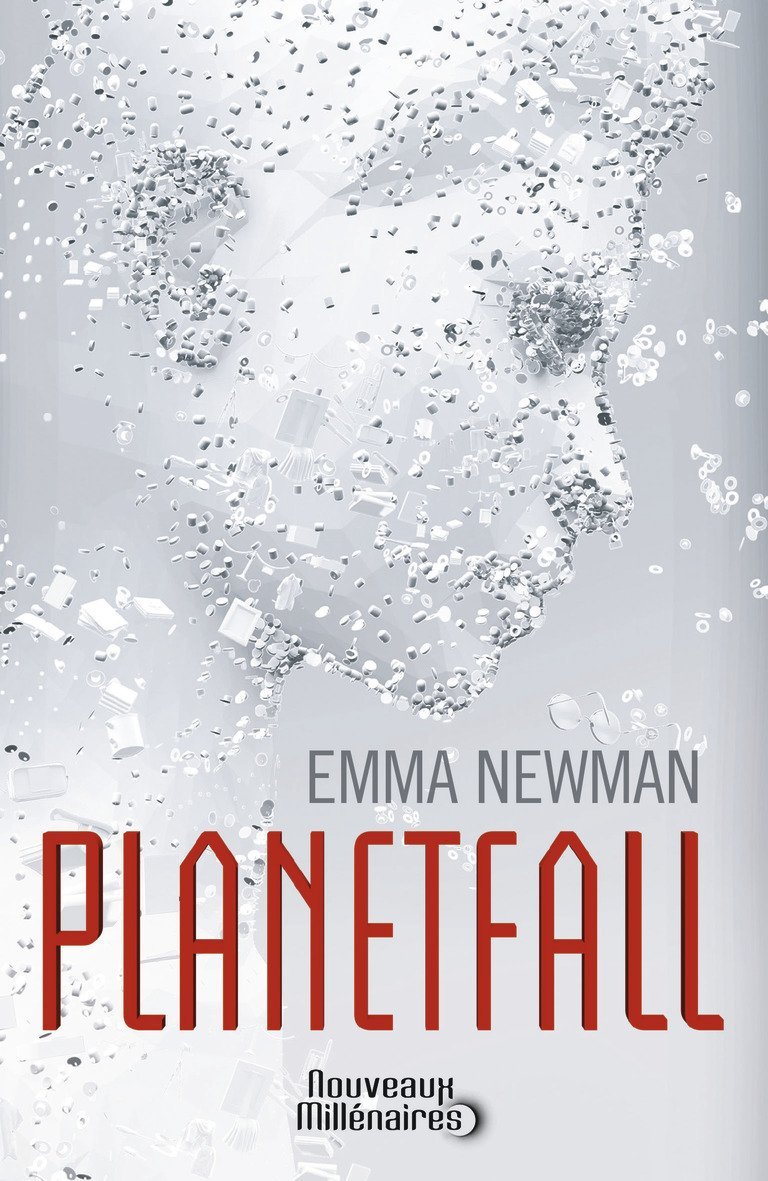 couverture planetfall emma newman