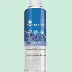 Démaquillant Express Yeux - PurBleuet de Yves Rocher