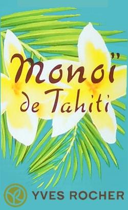 monoï de tahiti yves rocher