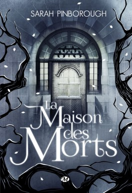 couverture la maison des morts sarah pinborough