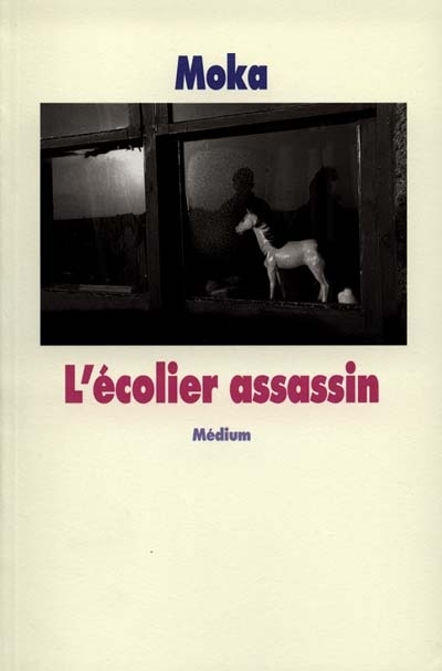 couverture l'écolier assassin moka