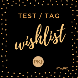 TAG PKJ – Wishlist