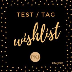 TAG PKJ – Wishlist