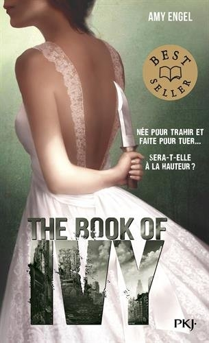 couverture the book of ivy emy engel